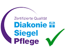 logo zertifizierte pflege